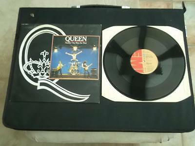 "Queen Another One Bites The Dust 1980 French Press 12"" Vinyl Record Single"