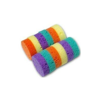 Rainbow Tack Cleaning Sponges - Pack of 12 - #8500