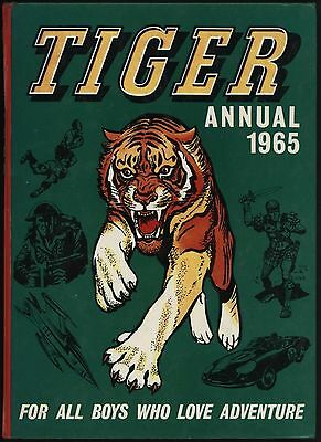 25% Off! Tiger Annual 1965 Great Copy Don Larence & Ron Embleton Ar Price Tag Ok