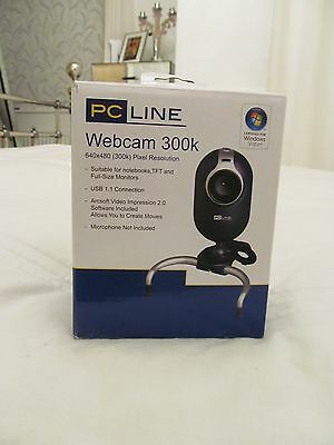 webcam brand new in box