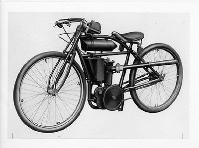1922 Opel 200 Motorcycle Factory Photo ca6419