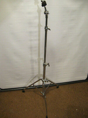 straight CYMBAL STAND by PERCUSSION PLUS