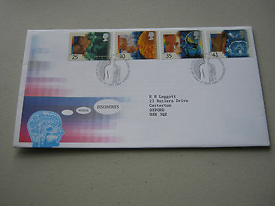 FDC - 1994 - Medical Discoveries - with Bureau cancel (1740)