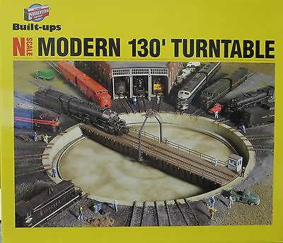 Walthers Cornerstone 933-2613 Built-Up Turntable N Scale MIB NOS