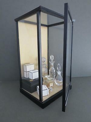Vintage Table Top Glass Display Cabinet Large