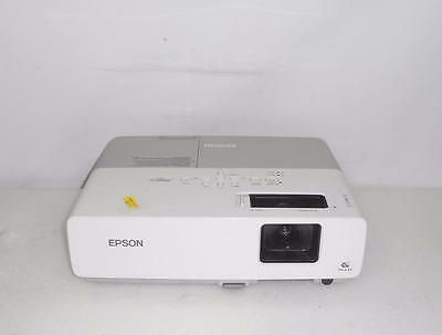 Lot Of 5 Epson EMP-83H PowerLite 83+ LCD Projector (1,100 & 1,700 Lamp Hours)