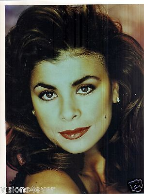 "Paula Abdul 8X10"" Color Photo *  Headshot  *  1994"