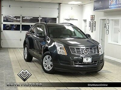 2015 Cadillac SRX Base Sport Utility 4-Door 15 cadillac srx warranty automatic touch screen usb stream music