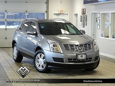 2014 Cadillac SRX Luxury Sport Utility 4-Door 14 cadillac srx luxury pano roof bluetooth heated seats usb stream music