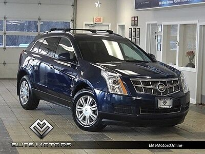 2010 Cadillac SRX Luxury Sport Utility 4-Door 10 cadillac srx luxury awd bose pano roof auto heated leather bluetooth clean