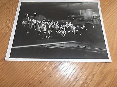 Early  W.J Headon, (Port Talbot) Photo, Workers, At  Abbey Works, Port Talbot,