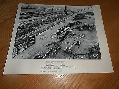 Mounted,1967 photo,BOS Plnt Scheme 'A',Stocking Area, Abbey Works,