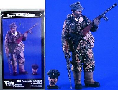 o Verliden 120mm - German Panzergrenadier Eastern Front (with optional head)