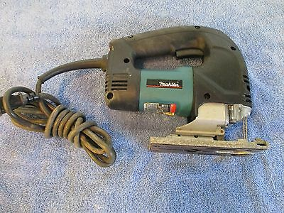 Makita 4340FCT Top Handle Orbital Jig Saw with L.E.D. Light - 07/B6721C Works!!!