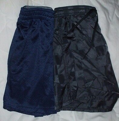 Sz 4 5 Athletic Shorts Lot Boys Starter Umbro Black Blue