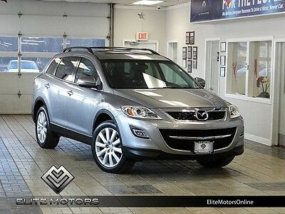 2010 Mazda CX-9  10 mazda cx 9 grand touring leather awd bose roof third row 1 owner