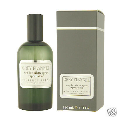 Geoffrey Beene Grey Flannel Eau De Toilette 120 ml (man)