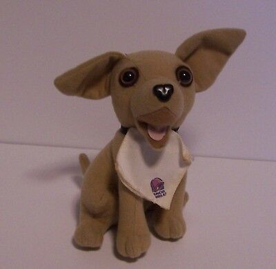 Taco Bell Chihuahua Talking Dog Advertising Doll Applause