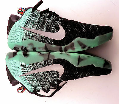 new arrival bb717 5b33e Nike Air Zoom Kobe Bryant XI 11 Elite Low AS All Star Game Green Glow 822521
