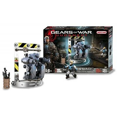 Meccano Gears Of War Judgment Silverback Mec854450