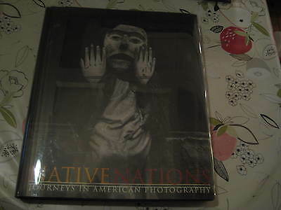 Native Nations Journeys In American Photography  Lge Format Hardback Book