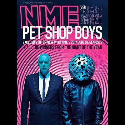 NME - Pet Shop Boys Cover And Interview - One Day Publication Only