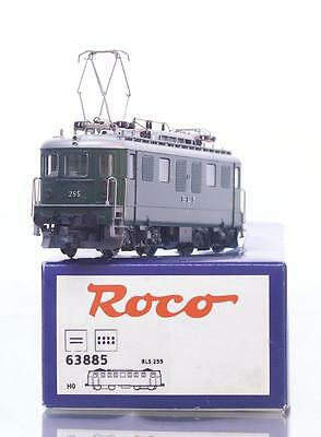 SUPERB ROCO 63885 HO - SWISS BLS CLASS Ae 4/4 ELECTRIC LOCOMOTIVE - DCC READY