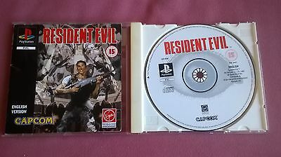 Resident Evil 1!! Para Ps1 Ps2 Y Ps3!!!!