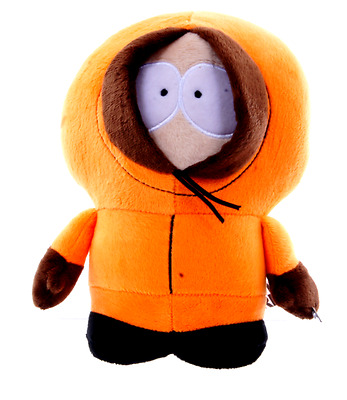 "New Official 10"" South Park Plush Soft Toys Kenny Soft Toy"