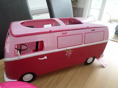 Steffi Hawaii Campervan Will Fit Barbie Free Uk Post