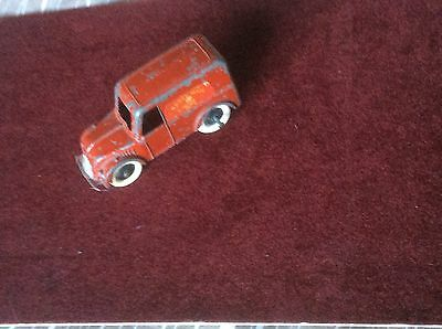 Vintage Diecast  Gr Royal Mail Diecast Van Made In Enland By Chabene???