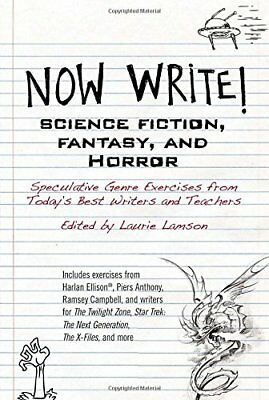 Now Write! Science Fiction, Fantasy and Horror: Speculative Fiction Exercises fr