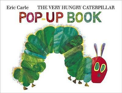 The Very Hungry Caterpillar Pop-Up Book, Eric Carle
