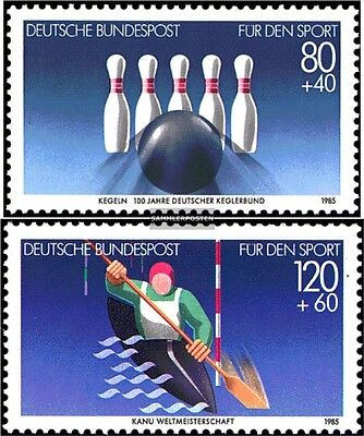 FRD (FR.Germany) 1238-1239 (complete.issue) unmounted mint / never hinged 1985 S