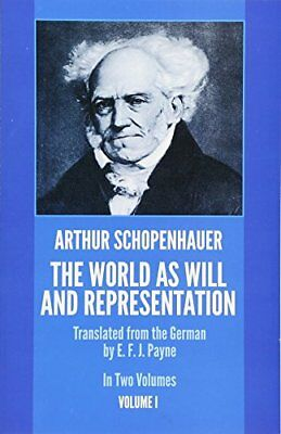 The World as Will and Representation: v. 1-Arthur Schopenhauer