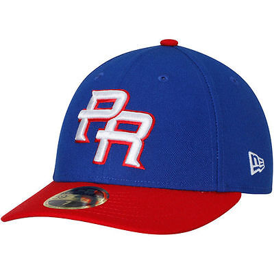 NEW ERA PUERTO Rico Baseball Fitted Hat - World Baseball Classic ... 11defe492a4