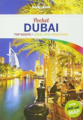 Lonely Planet Pocket Dubai (Travel Guide)-Lonely Planet, Andrea Schulte-Peevers