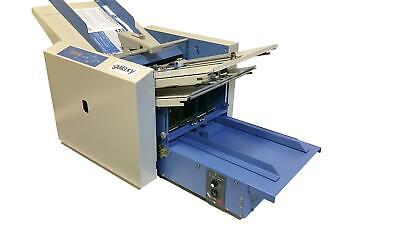 Galaxy PH40v - 4 Plate Pharmaceutical Paper Folding Machine with Stacker