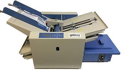 Galaxy PH45v - 4 Plate Pharmaceutical Paper Folding Machine with Stacker