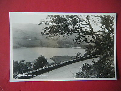 Mardale: Haweswater From The New Road - Scarce Reed's Real Photo Postcard!
