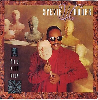 """7"" - STEVIE WONDER - You will know"