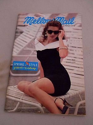 Mellow Mail Catalog- Adult Clothes, Lingerie - Spring 1988?