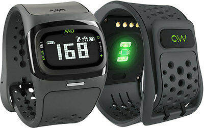 Mio Alpha 2 Heart Rate Watch Black