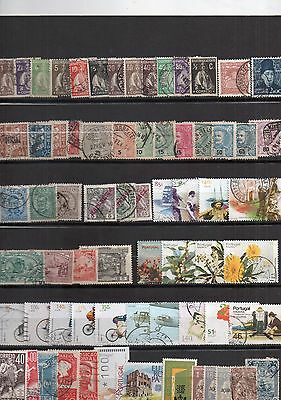 Portugal  66 Timbres Dif 1920 / 1980