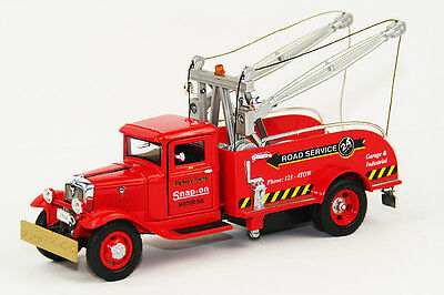 Snap-On 1934 Ford Abschleppauto 1:43 Rare Neu New Tow Truck