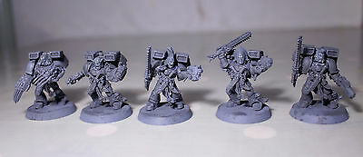 SPACE WOLVES 5 Skyclaws Warhammer 40K Space Marines
