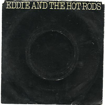 Eddie And The Hot Rods - I Might Be Lying. (Uk, 1977, Island, Wip 6388, P/s)