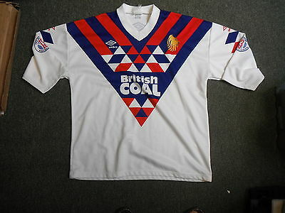Great Britain 3XL 52 Inch Chest Mens Rugby League Shirt