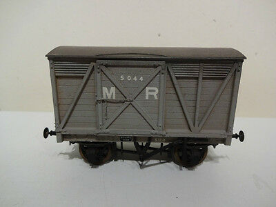 Kit Built MR Closed Wagon. Exc. cond.