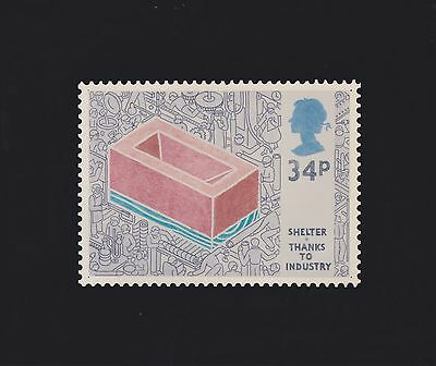 GB STAMPS 1986 INDUSTRY UNATTRIBUTED ORIGINAL ART UNUSED No 10 FROM COLLECTION
